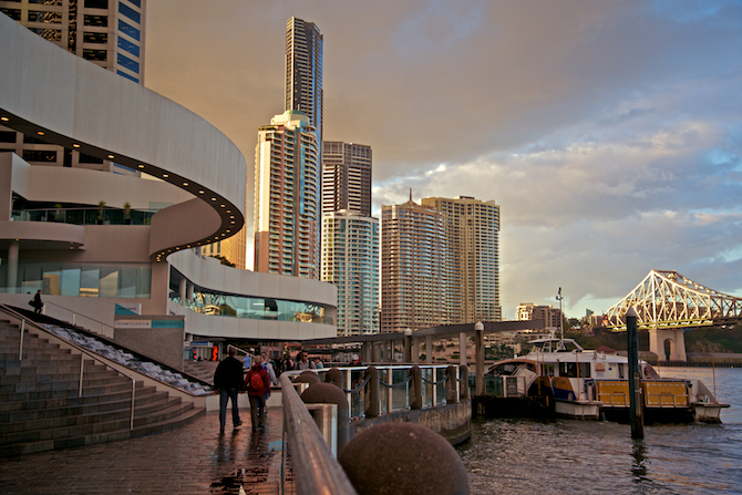 Skyline Apartments Brisbane Eagle Street Pier - Apartment-at-eagle-st-brisbane